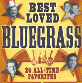 VARIOUS ARTISTS 'Best Loved Bluegrass 20 All-Time Favorites'