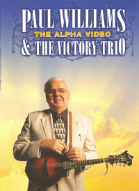 PAUL WILLIAMS 'The Alpha Video' REB-9004-DVD