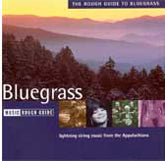 VARIOUS ARTISTS 'Rough Guide to Bluegrass'