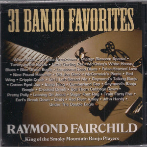 RAYMOND FAIRCHILD '31 Banjo Favorites'