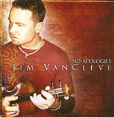 JIM VANCLEVE 'No Apologies' RUR-1029-CD