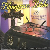VARIOUS 'The Bluegrass Bible' RUR-104-CD