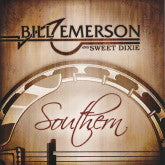 BILL EMERSON & SWEET DIXIE 'Southern'    RUR-1053-CD
