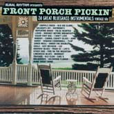 VARIOUS 'Front Porch Pickin, 24 Great Bluegrass Instrumentals - Vintage 60's'