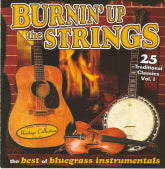 VARIOUS ARTISTS 'Burning Up The Strings'