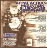VARIOUS ARTISTS 'Appalachian Bluegrass' RUR-317-CD