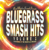 MASHVILLE BRIGADE 'Bluegrass Smash Hits Volume 1'