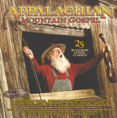 VARIOUS ARTISTS 'Appalachian Mountain Gospel' RUR-326-CD