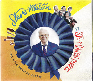 STEVE MARTIN & THE STEEP CANYON RANGERS 'The Long-Awaited Album'