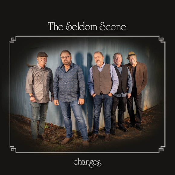 THE SELDOM SCENE 'Changes'  ROU-00485-CD