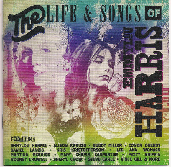 VARIOUS ARTISTS 'The Life and Songs of Emmylou Harris'