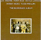 BLUEGRASS ALBUM BAND 'Bluegrass Album Band, Vol. 1'