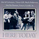 DAVID GRISMAN 'Here Today'