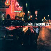 RONNIE McCOURY 'Heartbreak Town'