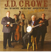 J. D. CROWE & THE NEW SOUTH 'Lefty's Old Guitar' ROU-0512-CD