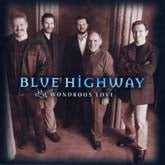 BLUE HIGHWAY 'Wondrous Love'    ROU-0524-CD