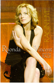 RHONDA VINCENT 'Ragin' Live'