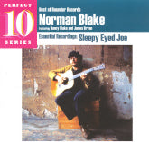 NORMAN BLAKE 'Sleepy Eyed Joe'