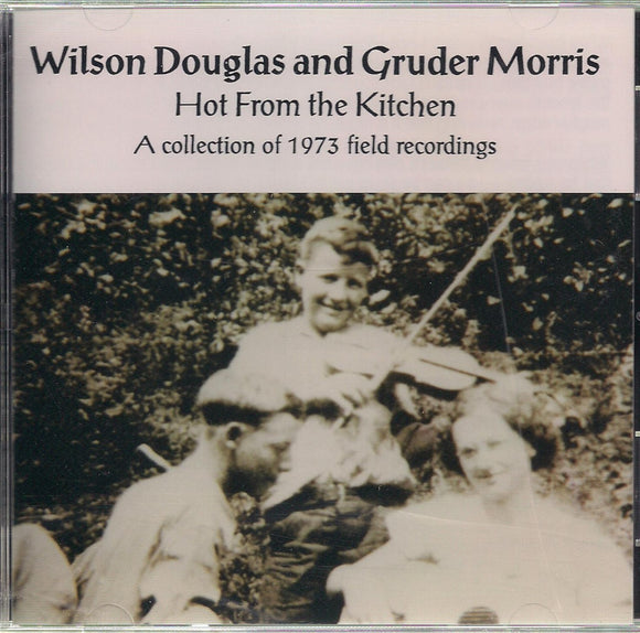 WILSON DOUGLAS & GRUDER MORRIS 'Hot From the Kitchen'