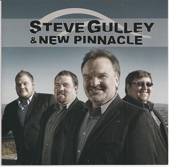 STEVE GULLEY & NEW PINNACLE RUR-1127-CD