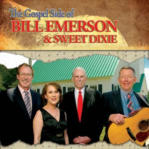 BILL EMERSON & SWEET DIXIE 'The Gospel Side'    RUR-1132-CD