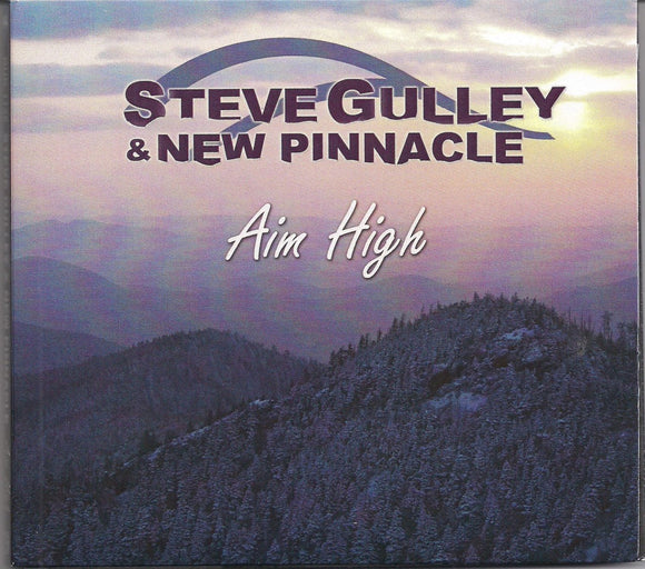 STEVE GULLEY & NEW PINNACLE 'Aim High' RUR-1135-CD