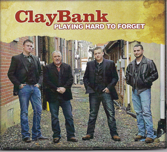 CLAYBANK 'Playing Hard to Forget'