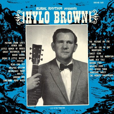 HYLO BROWN 'Vintage Classic Bluegrass'