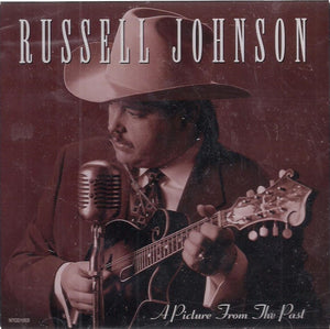 RUSSELL JOHNSON 'A Picture From The Past' NT-1003-CD