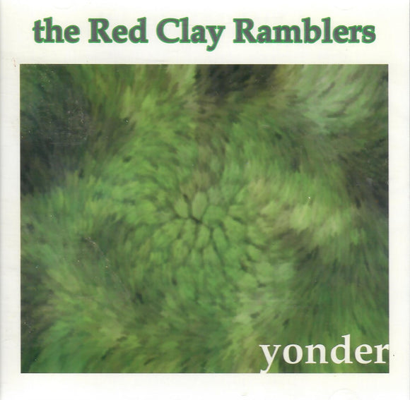 THE RED CLAY RAMBLERS 'Yonder' RCR-2001