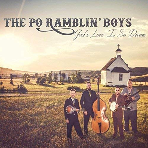 PO' RAMBLIN' BOYS  'God's Love Is So Divine'    SBP-03-CD