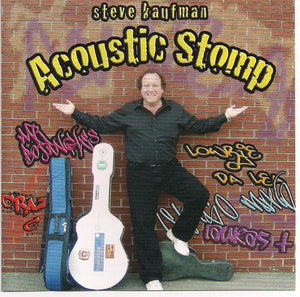 STEVE KAUFMAN 'Acoustic Stomp'
