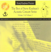 VARIOUS ARTISTS 'The Best Of Steve Kaufman's Acoustic Concert Series Volume 1 & 2'