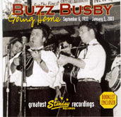 BUZZ BUSBY 'Going Home'