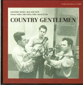 COUNTRY GENTLEMEN 'Country Songs, Old And New' SF-40004-CD