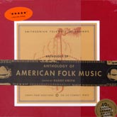 VARIOUS ARTISTS 'Anthology of American Folk Music' (6 CD Box Set) SF-40090-CD