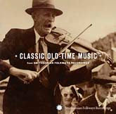 VARIOUS ARTISTS 'Classic Old-Time Music'