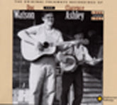 DOC WATSON AND CLARENCE ASHLEY 'The Original Folkways Recordings' SF-40029/30-CD