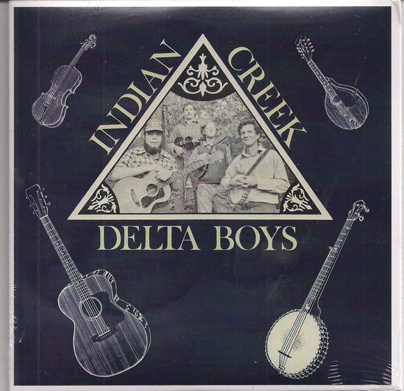 INDIAN CREEK DELTA BOYS 'Volume 2' SFR-33042-CD