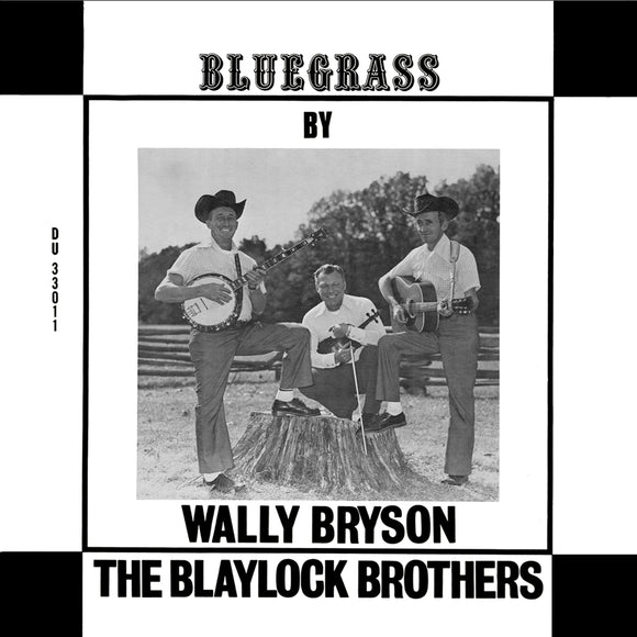 WALLY BRYSON AND THE BLAYLOCK BROTHERS 'Bluegrass' SFR-33011-CD