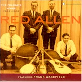 RED ALLEN 'The Folkways Years 1964-1983' SF-40127-CD