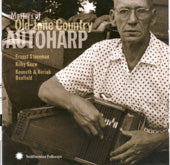 VARIOUS 'Masters Of Old-Time Country Autoharp' SF-40115-CD