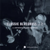 VARIOUS ARTIST 'Classic Bluegrass Vol. 2'