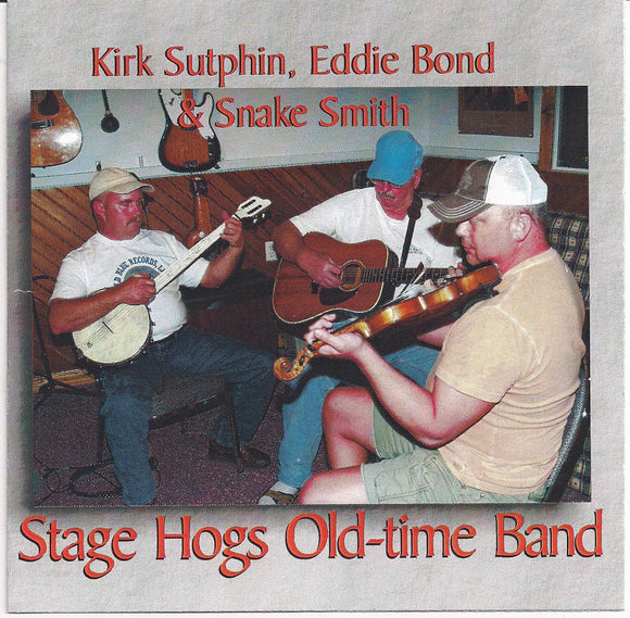 STAGE HOGS OLD TIME BAND  SH-1101   NOT AVAILABLE AT THIS TIME