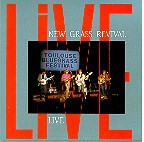 NEW GRASS REVIVAL 'Live!' SH-3771-CD