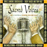 VARIOUS 'Sacred Voices - An Acapella Gospel Collection''