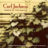 CARL JACKSON 'Songs Of The South'