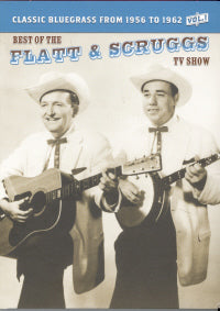 FLATT & SCRUGGS 'Best Of The Flatt & Scruggs TV Show Vol. 1'