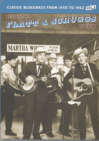 FLATT & SCRUGGS 'Best Of The Flatt & Scruggs TV Show Vol. 2'