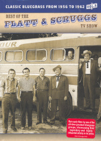 FLATT & SCRUGGS 'Best Of the Flatt & Scruggs TV Show Vol. 5'